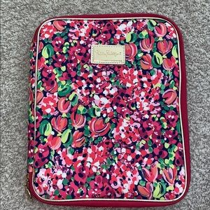 Lily Pulitzer laptop case!!